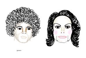 Michael Jackson made out of... by lindsibellomo