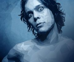Ville Valo by akvaMarinka