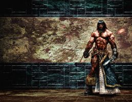 Short Swords - Conan version by LiamSharp