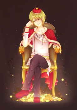 King by Shiro-tae
