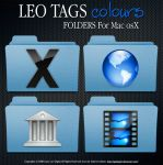 Leo Tags Colours by igabapple