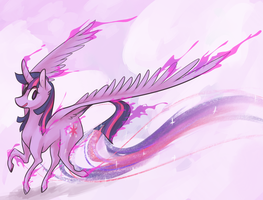 fly super pon fly by Grixxynix