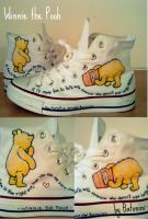 My custom Converse by Batonini