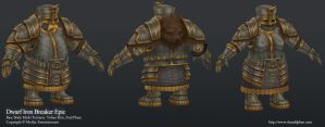 Warhammer Online: Iron Breaker by YeeWu