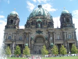 Berliner Dom by The-Insignificant