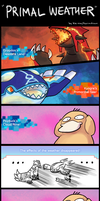 Pokemon ORAS: Primal Weather by ky-nim