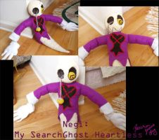 Negi: My SearchGhost Heartless by Ryasha