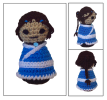 Presenting: Katara of the Water Tribe by Coconut-Soldier