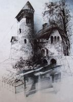 Small castle by Quitche
