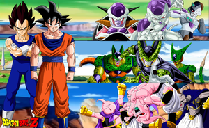 Dragonball Z by Juan50