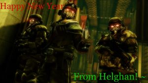 Colonel Radec: Happy New Year by M-Greg