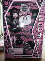 Monster High Custom Roxxi by Gomamon4life