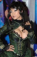 YaYa Han's left profile by enonorez