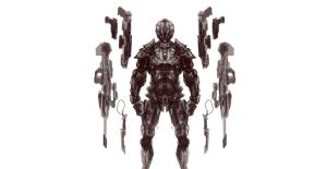 Armor 4 Special ops by ravager3