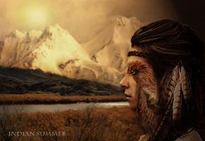 Indian Summer by 1stesahne