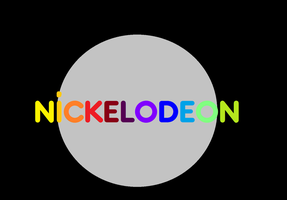 The Nickelodeon Silver Ball Logo (1981-1984) by MikeEddyAdmirer89