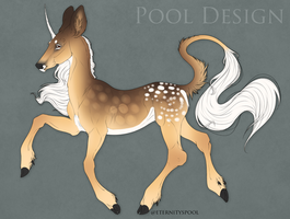 Fawnlings June 2016 Pool #18 by TigressDesign