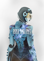 Does this unit have a soul? | EDI | Mass Effect by ddistortedpain