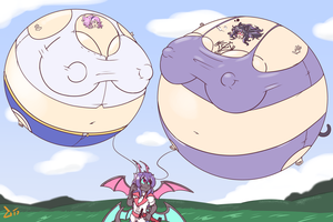 Inflatable Friends~ by R501