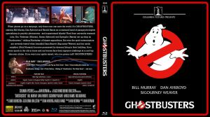 Ghostbusters Bluray classic by jhroberts