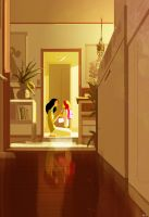 And then... they go to school. by PascalCampion