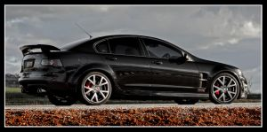 Holden VE GTS by RaynePhotography