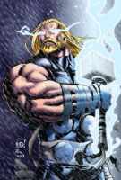 Thor Madureira BA Color Battle by alxelder