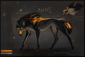 Dariel reference by Darenrin