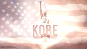 kobe bryant Wallpaper by Meridiann