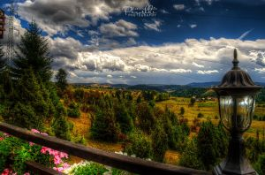 Hills and plains by Piroshki-Photography