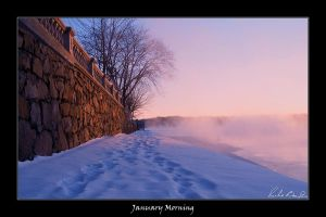 January Morning by plbeaulieu