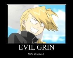 Evil Grinn -spoof- by MetalFan200