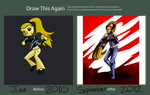 Draw This Again: Battle Royale by Kashi-NG