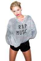 Miley Cyrus Png #1 by LightsOfLove