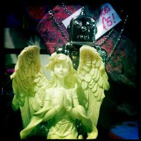 Of Angels and Robots by elizabethunseelie