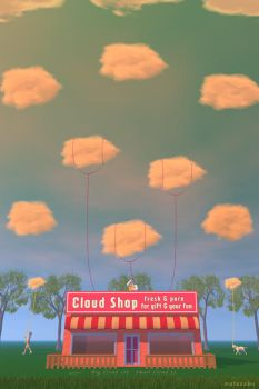 Cloud Shop by matasabu