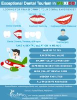 Exceptional Dental  Tourism in Mexico by PlacidWayUSA
