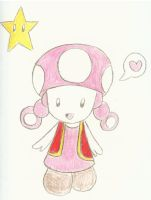 toadette by shadow2rulez