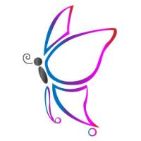 Vector Butterfly 01 by Nailkita