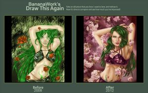 Draw This Again-BananaWork by BananaWork