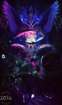 the creator of the universe [+ Video] by Sekares-Arisawa