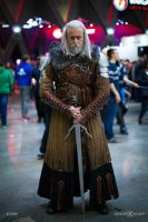 Geralt from Rivia by a1astor