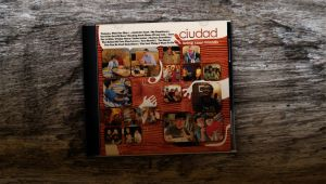 Ciduad Album Cover by paperdull