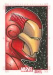 IRON MAN - Marvel's 70th by Erik-Maell