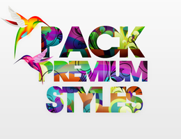 PACKSTYLES JUNGLE by Romina-panquesito