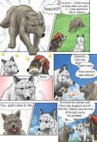 Wolf Comic --SS-page21-- by SheltieWolf