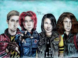 Killjoys by MikeyJedH