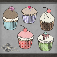 Let Them Eat Cake by DaydreamersDesigns
