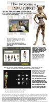 IMVU Furry Tutorial by lady-cybercat