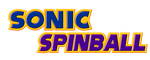 Sonic Spinball Logo (Sonic4 Style) by NuryRush